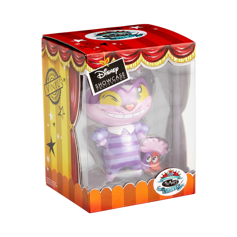 Figure - Alice's Adventures in Wonderland: Cheshire Cat by The World of Miss Mindy