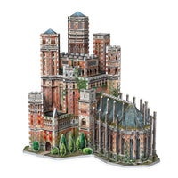 red keep 3d puzzle instructions
