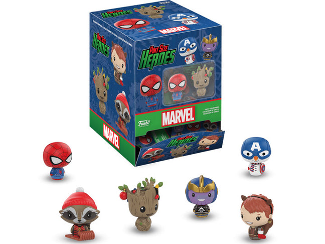Mystery Mini Pint Size Heroes - Marvel: Holiday