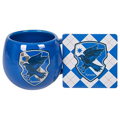Mug - Harry Potter: Ravenclaw with Coster