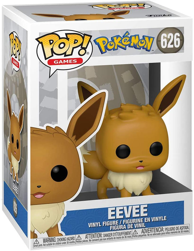 Funko POP! - Pokemon: Eevee #626