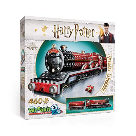 hogwarts express 3d puzzle instructions