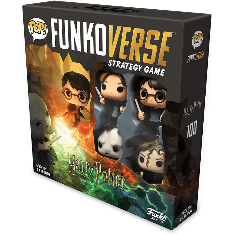 funkoverse harry potter characters