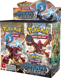 Pokemon - Trading Cards: XY11 Steam Siege