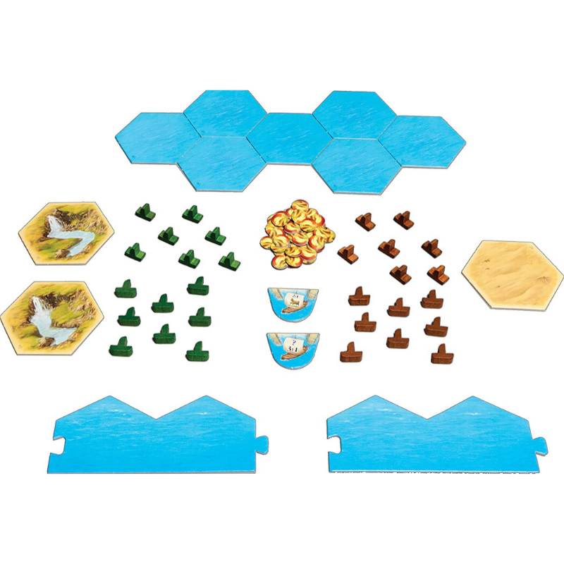 Game - Catan: Seafarers 5-6 Player Expansion