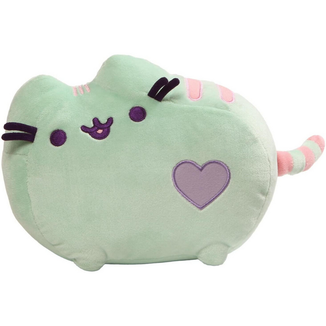 plush pusheen 12 mint green