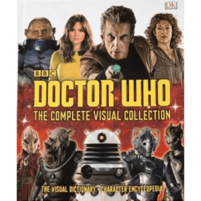 Book - Doctor Who: The Complete Visual Collection by DK
