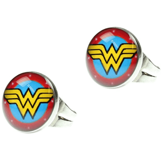 wonder woman jewelry
