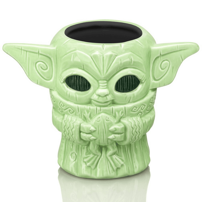 Mug - Star Wars The Mandalorian: The Child with Frog Geeki Tiki PX Previews Exclusive