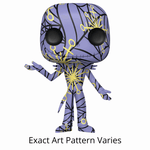 Funko POP! - Disney Nightmare Before Christmas: Jack Skellington Artist's Series #05 with Acrylic POP! Protector Case