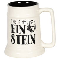 Mug - This is my Ein-Stein by Our Name is Mud™