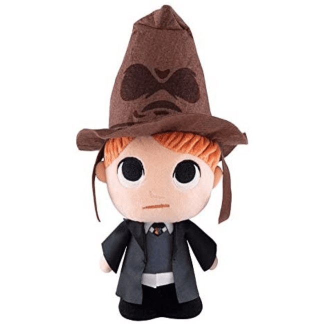 Funko SuperCute Plushies - Harry Potter: Ron with Sorting Hat