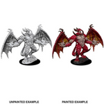 Dungeons & Dragons - Wizkids Deep Cuts Unpainted Miniatures: Pit Devil