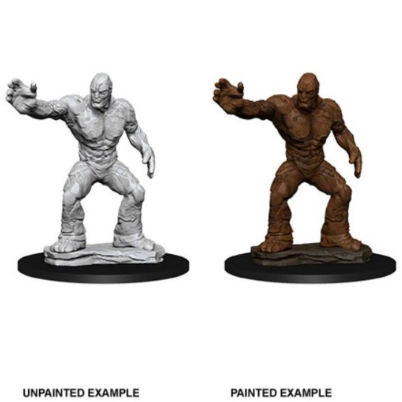 d&d nolzurs marvelous unpainted miniatures iron golem