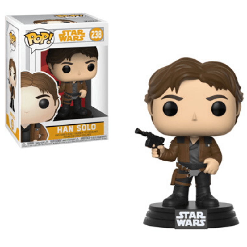Funko POP! - Star Wars Solo: Han Solo #238