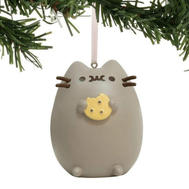 ornament pusheen i love cookies meme