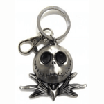 Keychain - Disney Nightmare Before Christmas: Jack Skellington Pewter