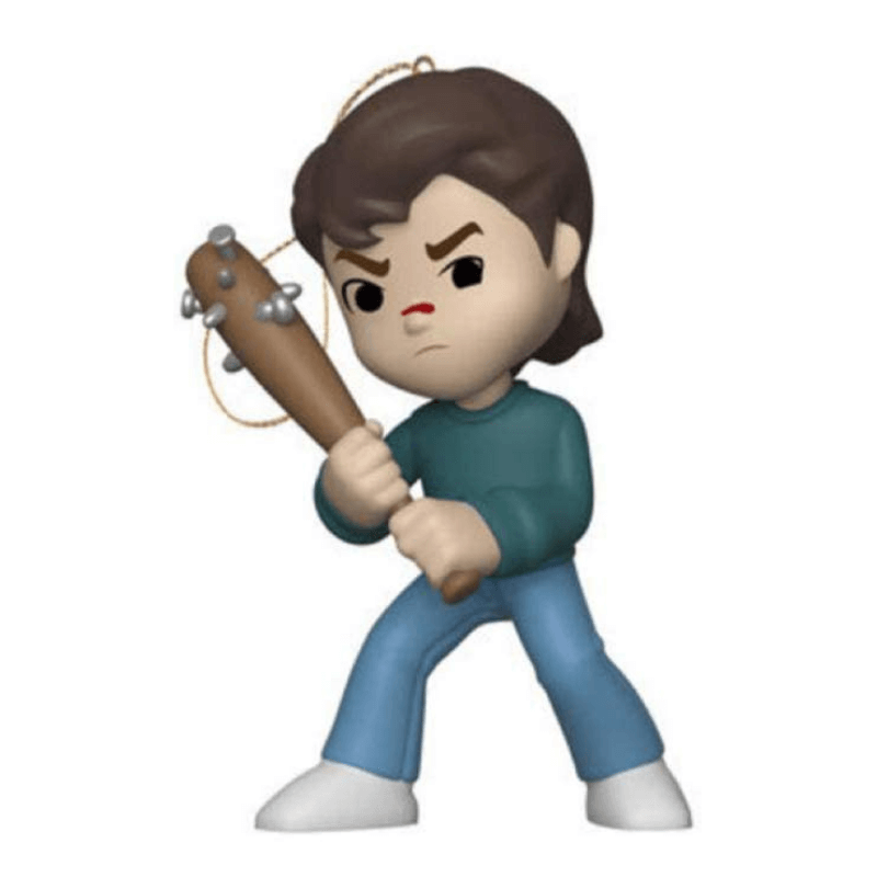 ornament stranger things steve with bat funko