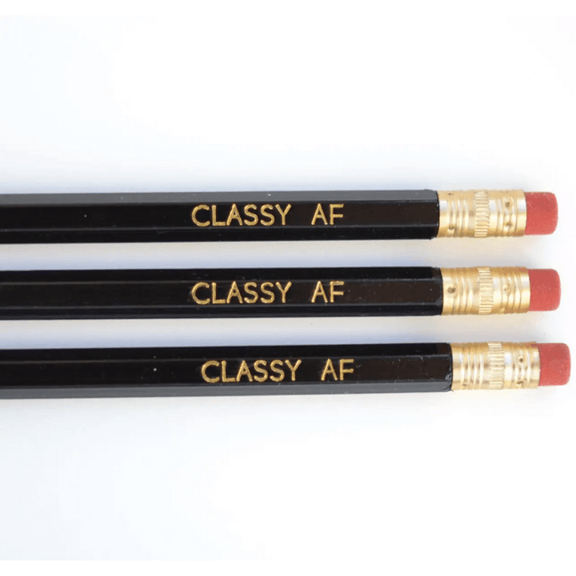 Pencil Set - Row House 14: Classy AF