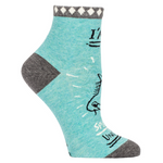 Women's Ankle Socks - I'm a Special Unicorn