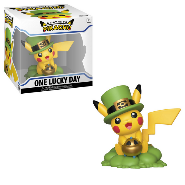 Figure - Pokémon: Pikachu One Lucky Day