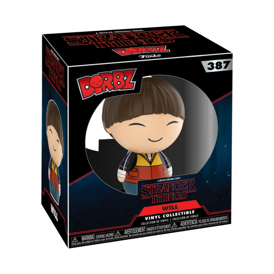 stranger things funko pop season 3