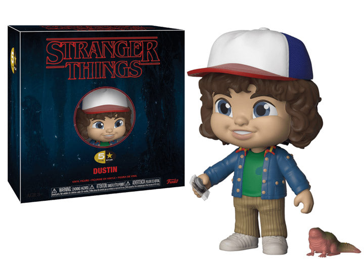 stranger things action figures