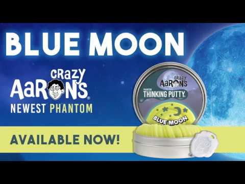 "Thinking Putty - Phantom: Blue Moon 4"" Tin"