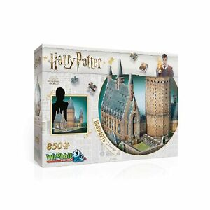 wrebbit 3d harry potter hogwarts great hall puzzle instructions