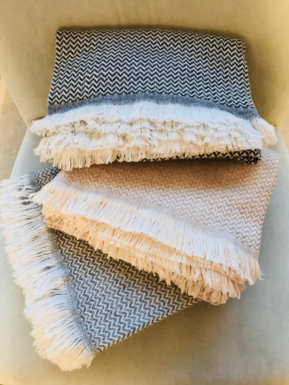 Nepalese Cashmere Blankets