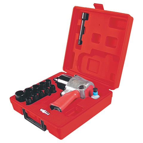 BESITA B-862 1/2˝ AIR IMPACT WRENCH SET