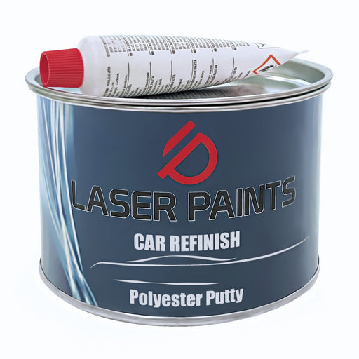 LASER PAINTS POLYESTER PUTTY FOR CAR REPAIR