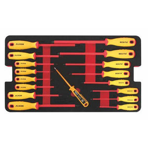 BESITA 6603B 17 PCS INSULATED SCREWDRIVER SET