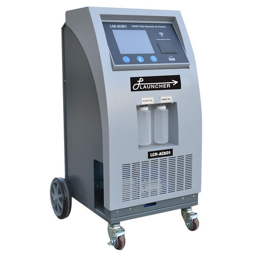 LAUNCHER LCH-AC801 A/C REFRIGERANT RECOVERY MACHINE