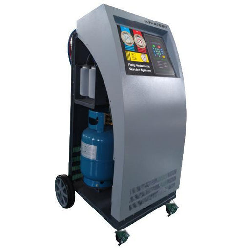 LAUNCHER LCH-AC880 A/C REFRIGERANT RECOVERY MACHINE