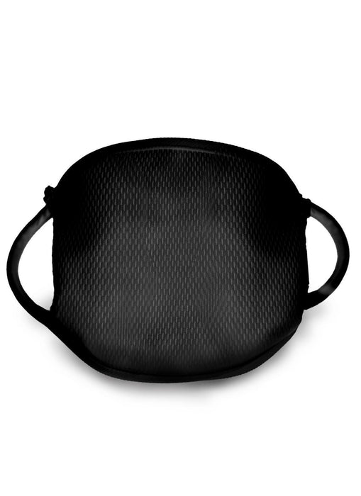 ANTIMICROBIAL REUSABLE MASK - BLACK