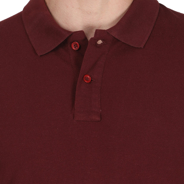 MaroonPOLO T-shirt Somefits