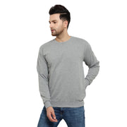 Plain Grey Sweatshirt