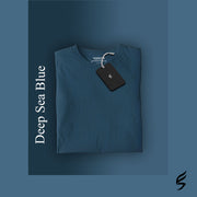 Plain deep sea blue somefits t-shirt.jpg