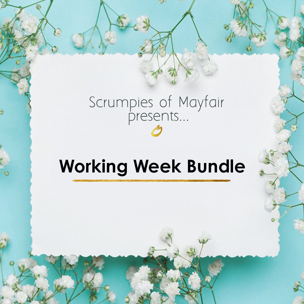 Introducing Scrumpies' Working Week Knicker Bundle