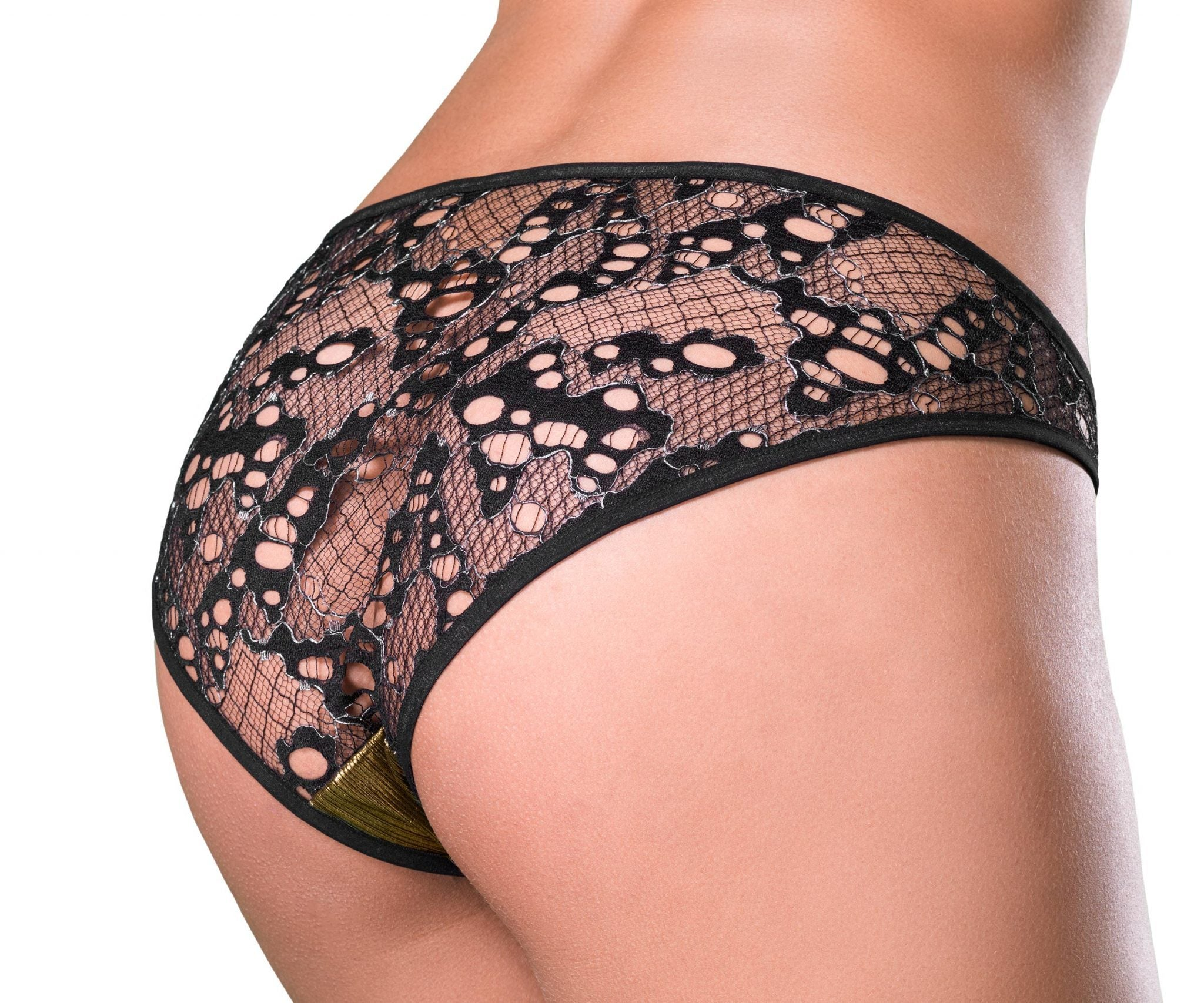 HONEY CRUNCH tanga brief