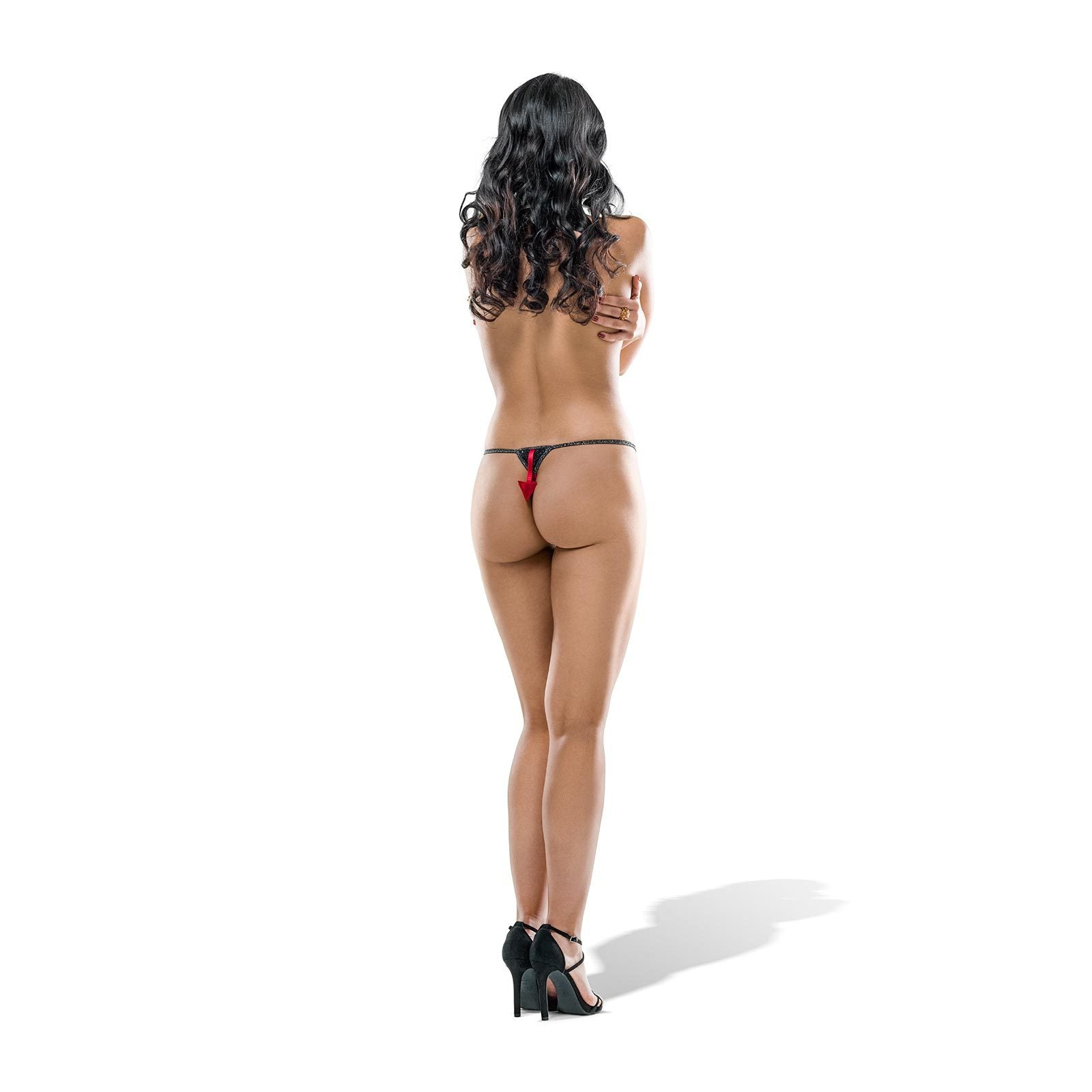 RED DEVIL G-string thong Size 5
