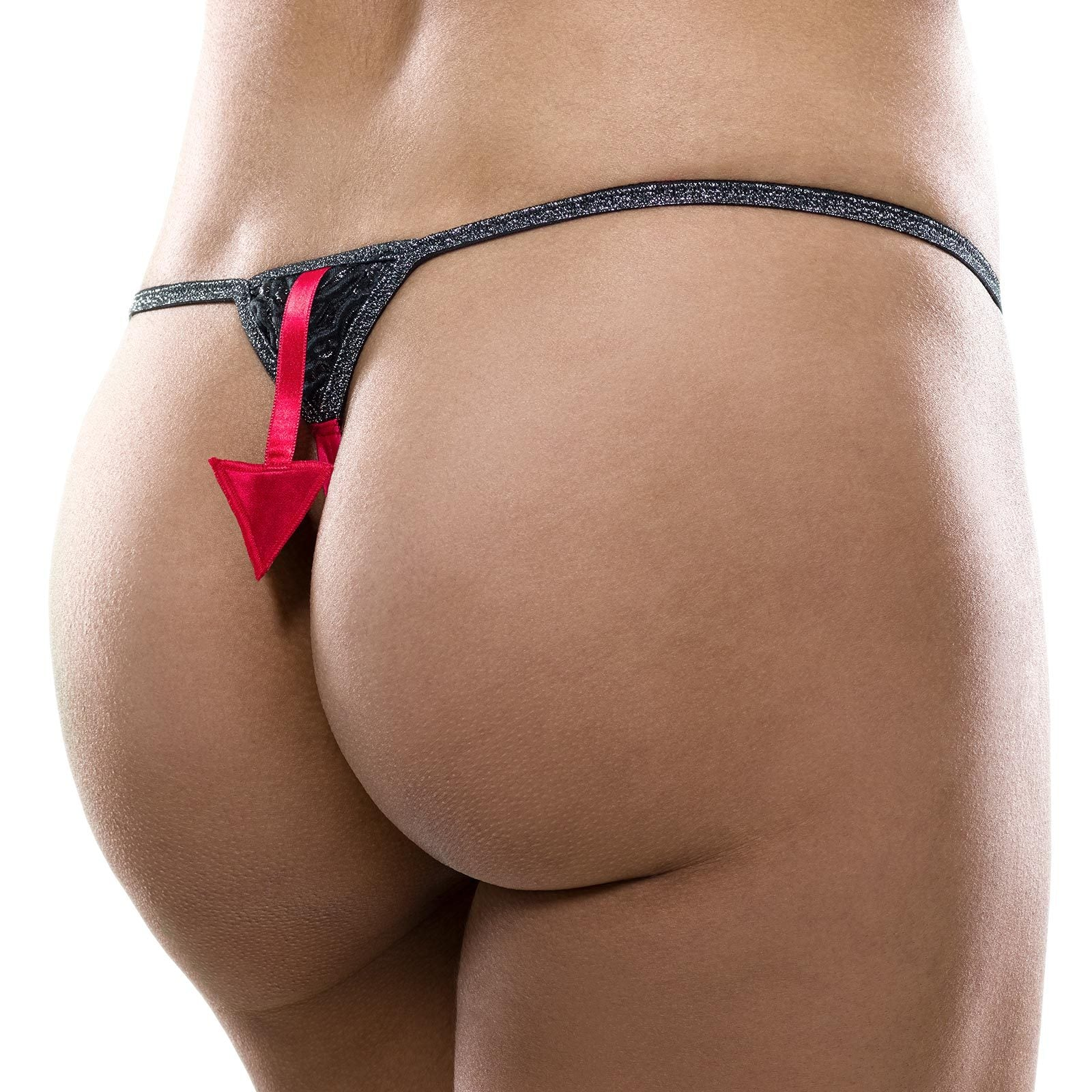 RED DEVIL G-string thong Size 1