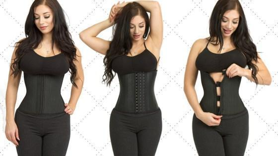 The 25 Steel Bone Waist Trainer Review – The Next Level of Waist Training