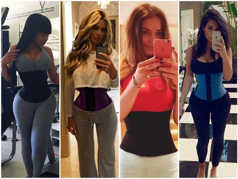 a824c4fad9 What is the secret to getting that snatched waist  Could it be the  combination of waist training and working out  Keep reading to find out!