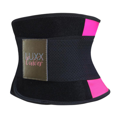 Fitness Belt Waist Band LuxxHealth XS Pink