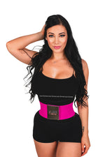 Fitness Belt Waist Band LuxxHealth XS