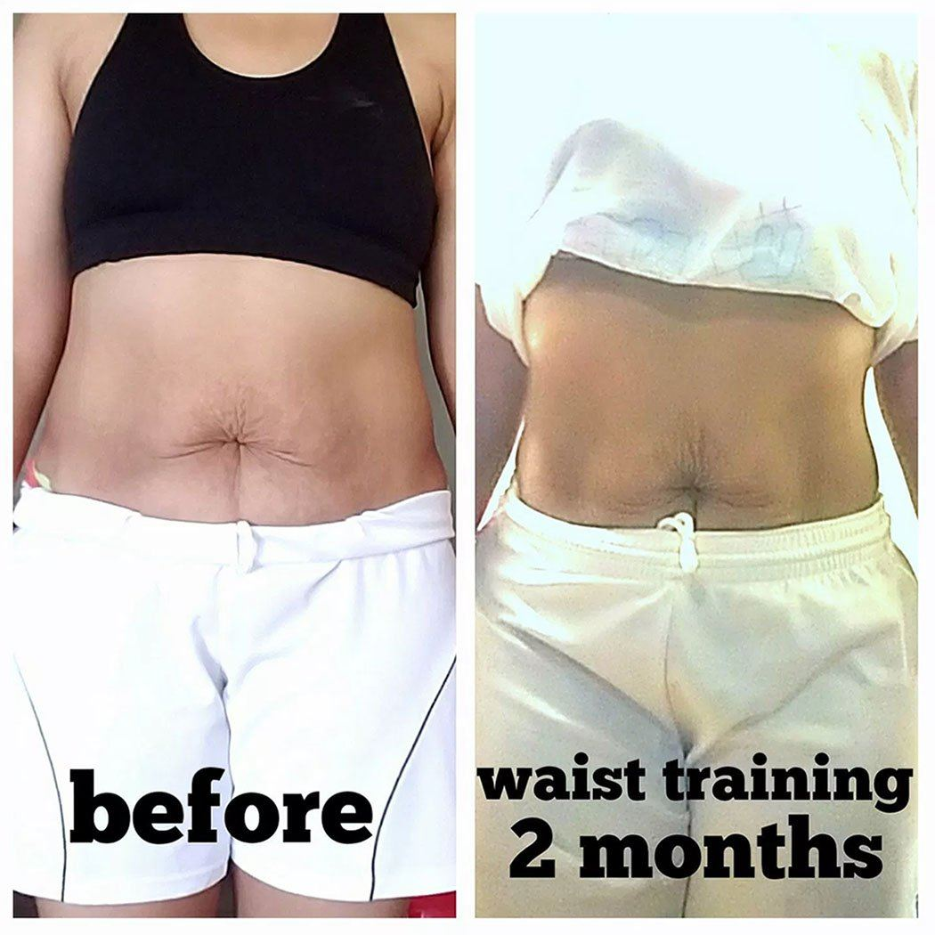 Luxx Curves - Waist Training - Real People, Real Results