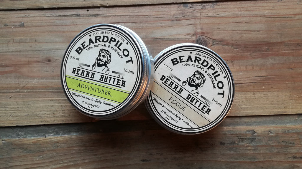 Introduktion til Beard Butter