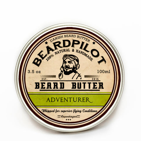 Adventurer Beard Butter